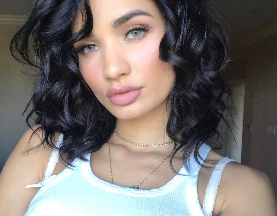 See The Pia Mia Hair Transformation Everyone S Talking About