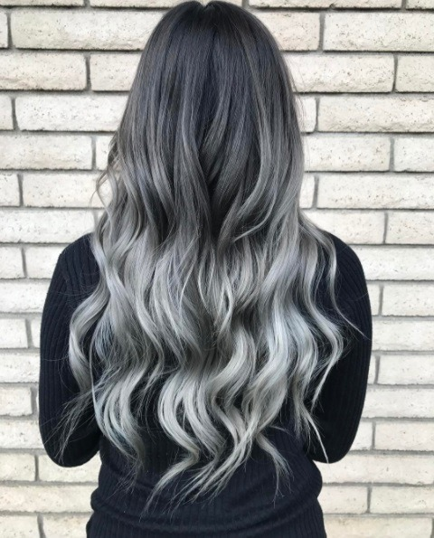 Grey Hair 22 Ways To Rock This Season S Surprise Colour Trend