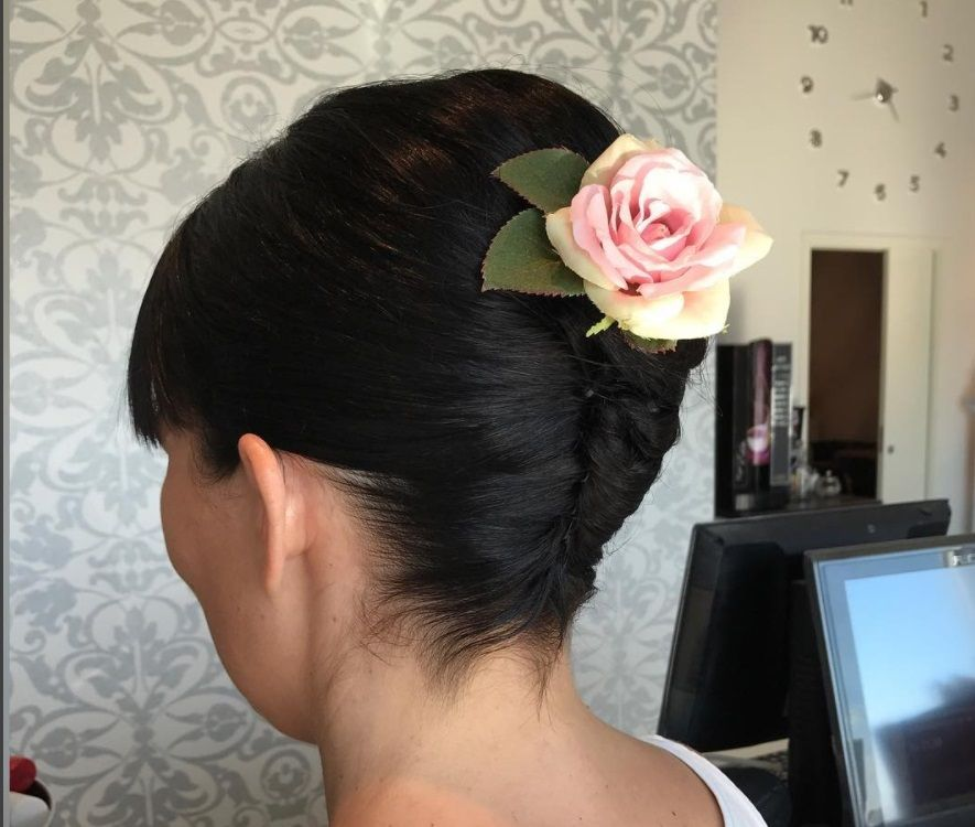 Mother Of The Bride French Twist