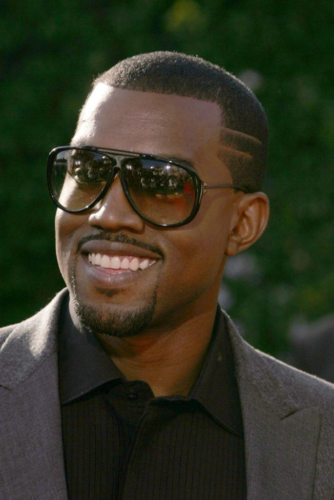 Hair Hits See Kanye Wests Greatest Hair Moments