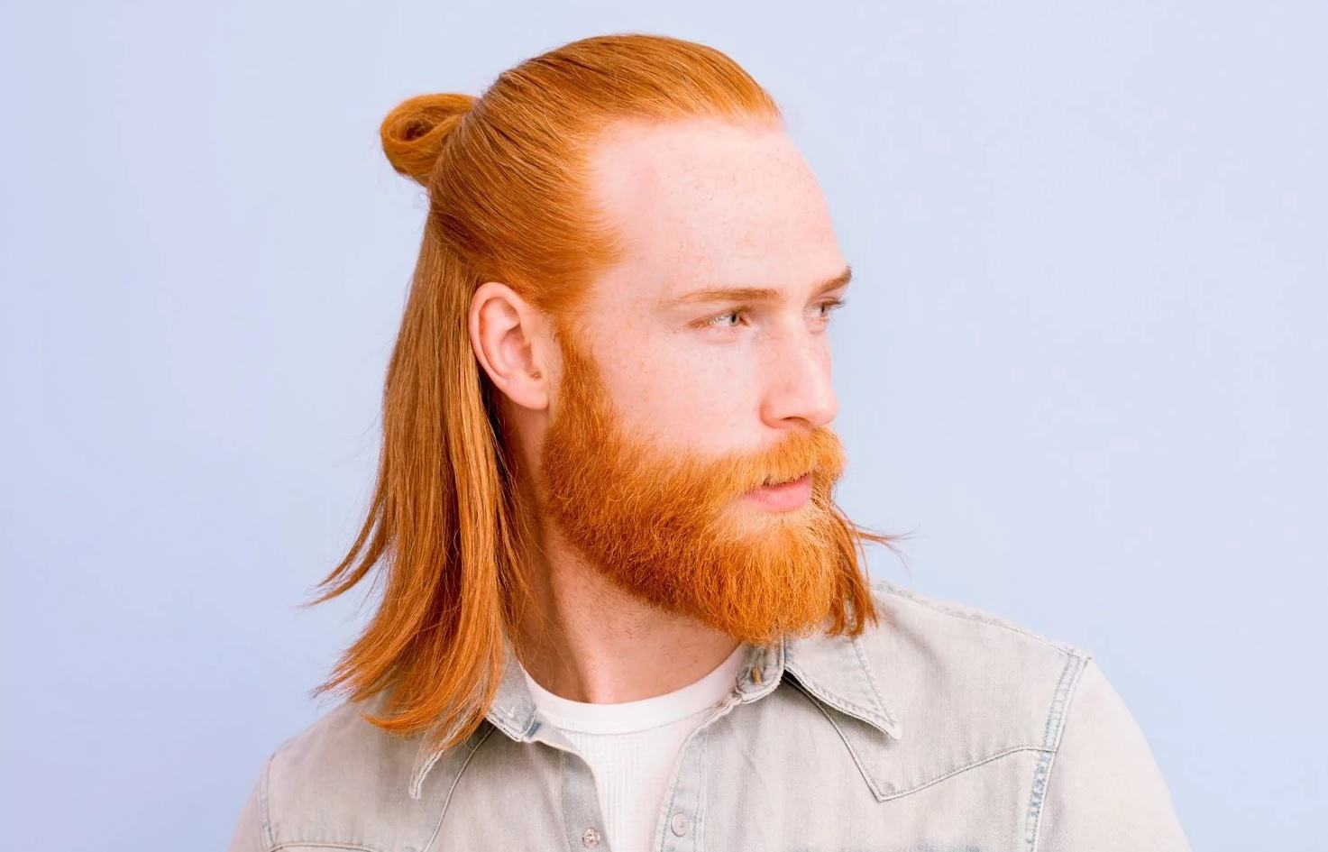 How To Grow A Man Bun 6 Steps To Rocking The Hairdo Of The Year