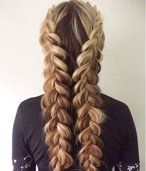 How To Master The Double Dutch Braid Plus Inspirational Styles To