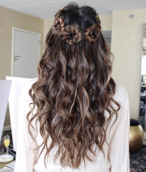 20 fairytale style flower braids you need to try All Things Hair UK
