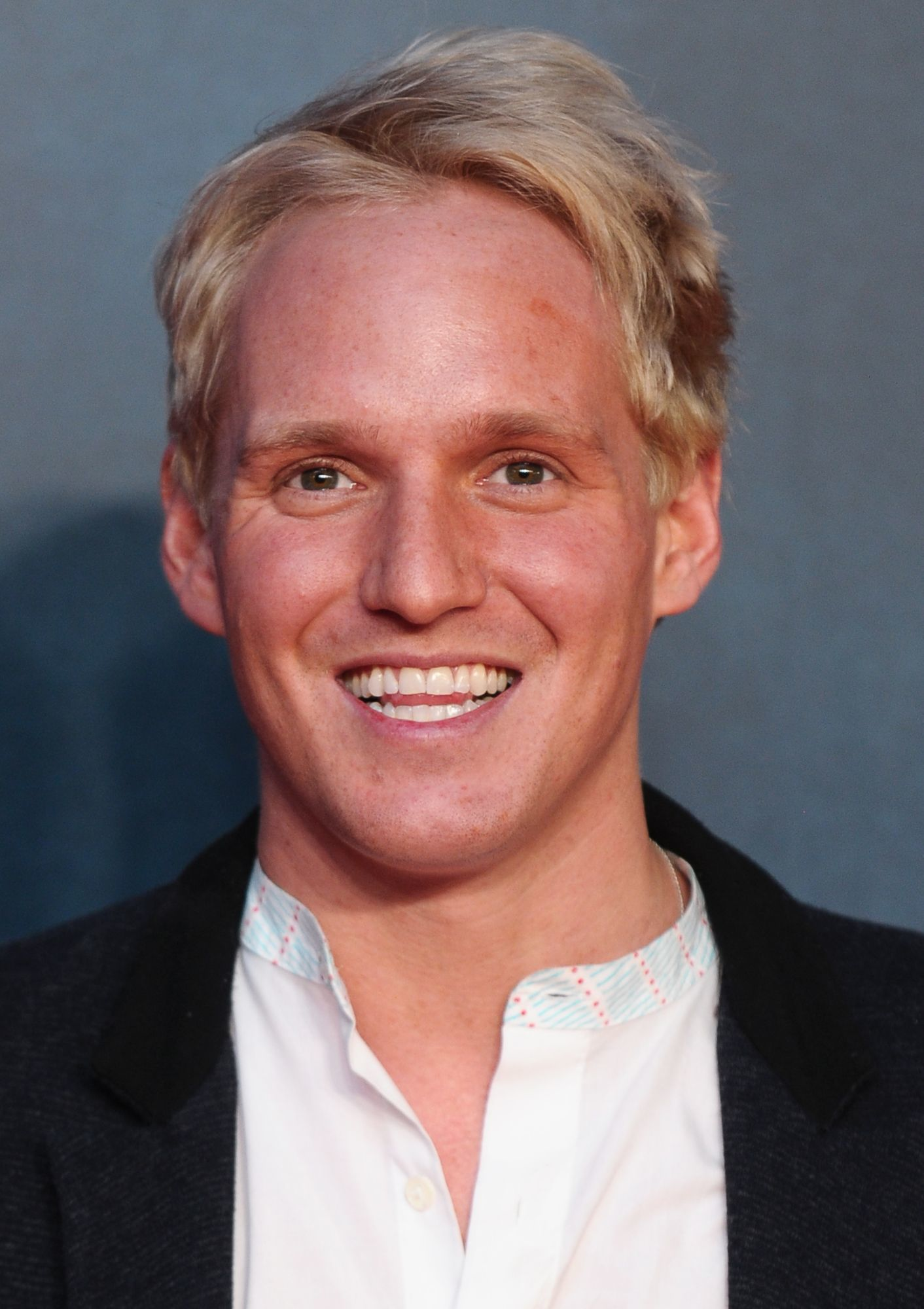 Jamie Laing Just Shaved Off His Signature Blonde Hair