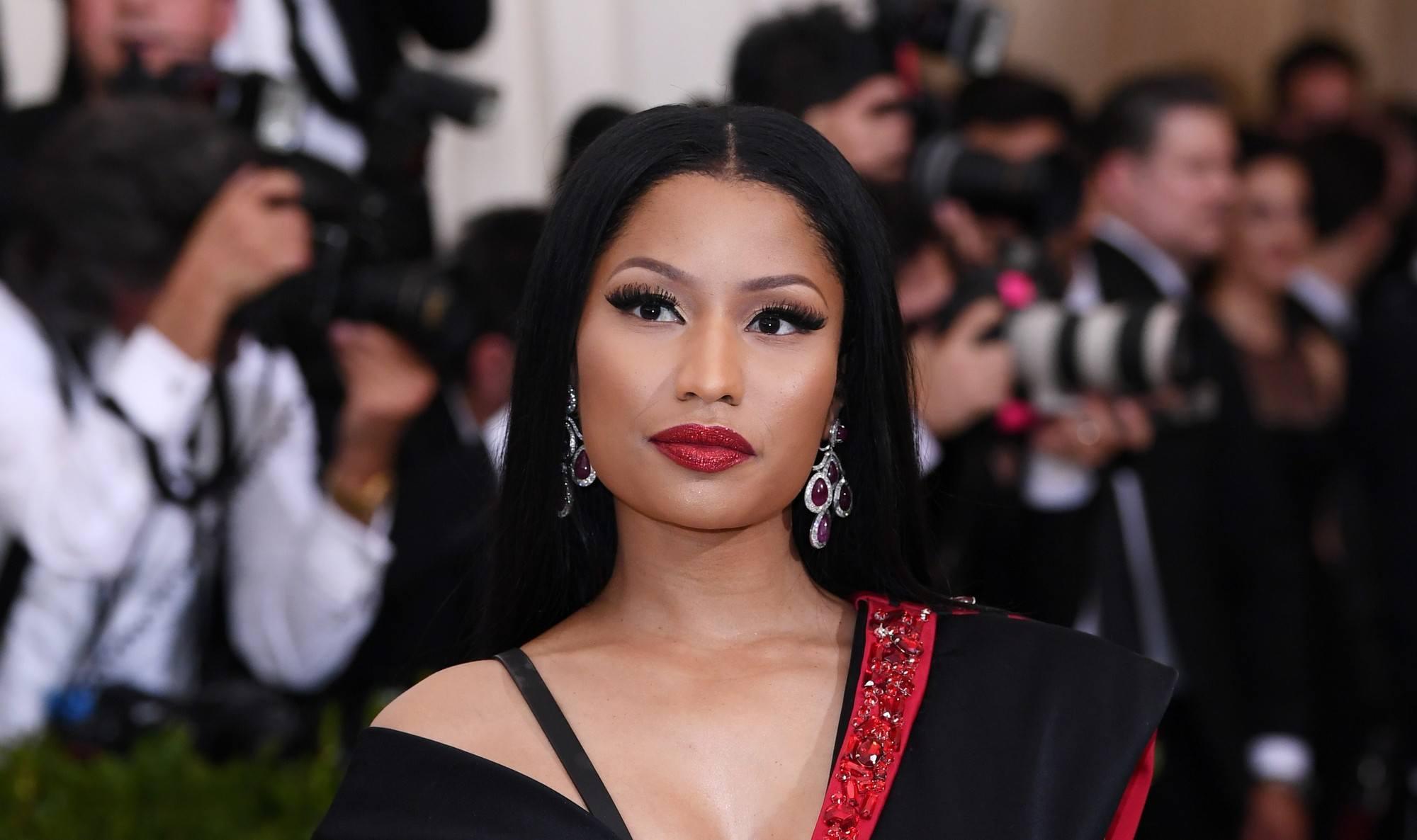 And Black Nicki Minaj White 2017 5