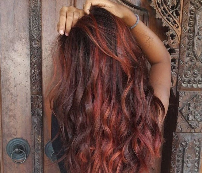 15 Chic Red Brown Hair Shades That Will Suit Pretty Much Anyone