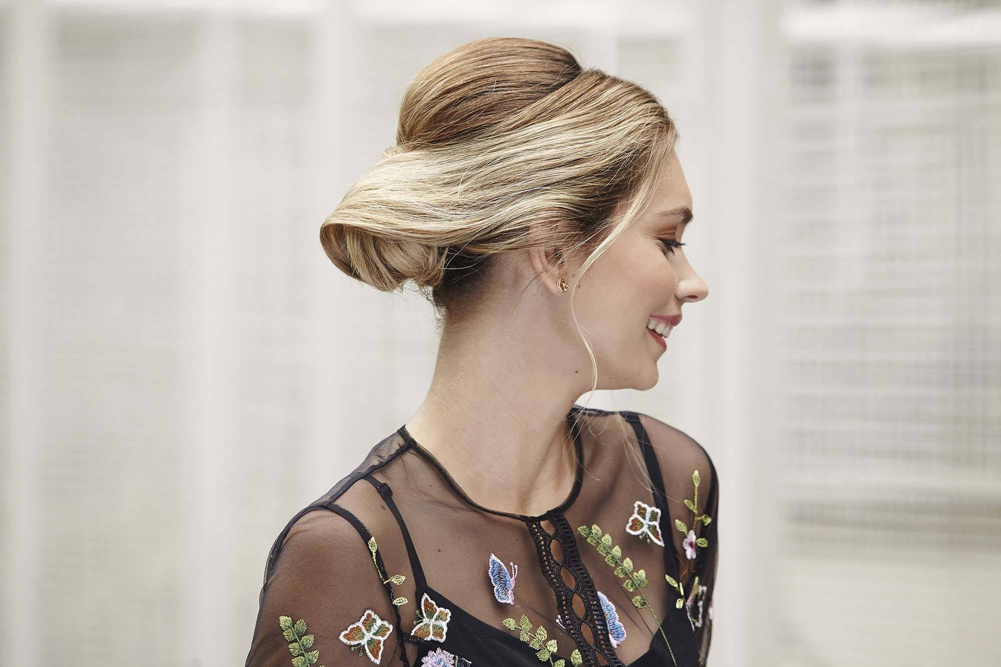 Flower updo hairstyles: 12 Stylish ways to rock the look for any ...