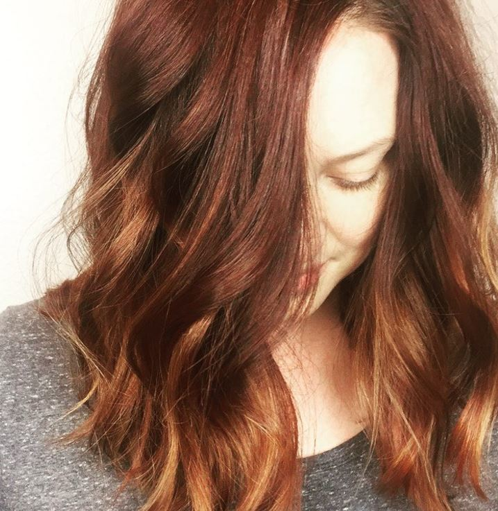 Red Brown Hair The Only Shade You Will Need This Year