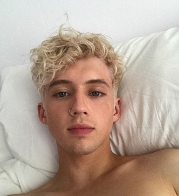 Troye Sivan Just Went Blonde But Is All As It Seems Find