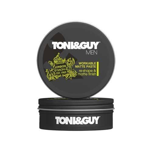 TONI&GUY Men: Workable Matte Paste