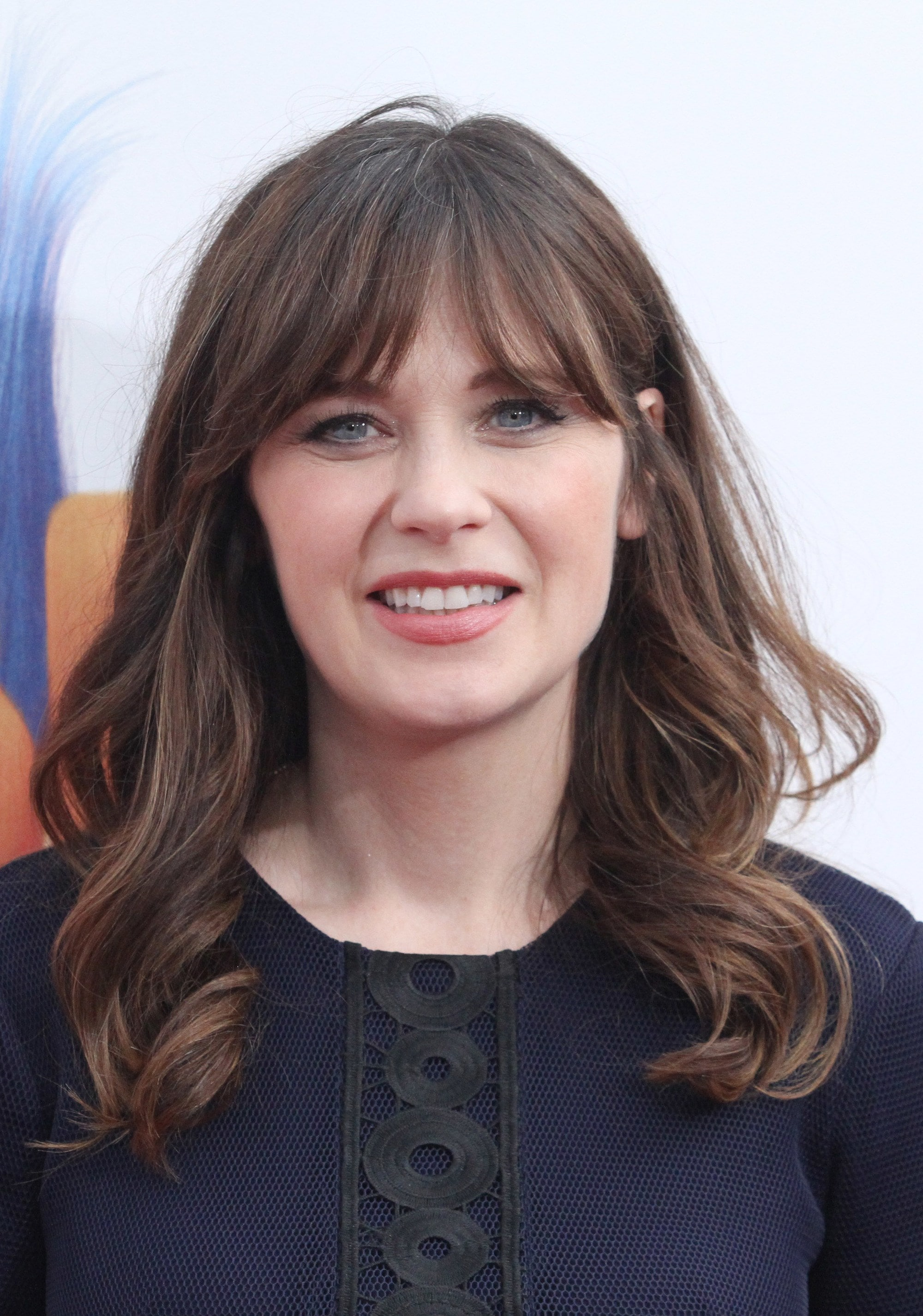 Wavy Hair With Bangs 7 Star Studded Looks To Try Now