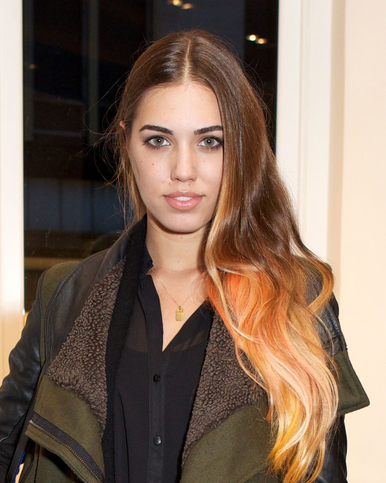 dark and light brown ombre hair: 8 cool colour combos to give a whirl
