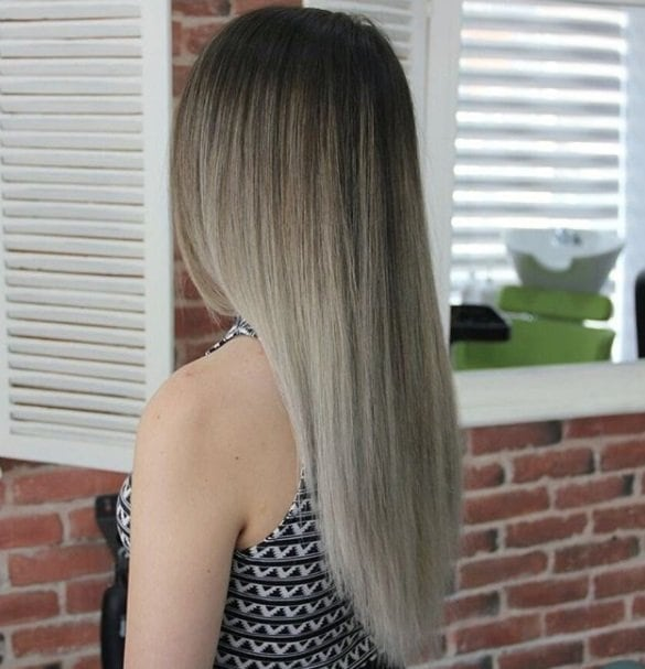 Silver Blonde Hair 9 Striking Hues Were Currently Obsessed With