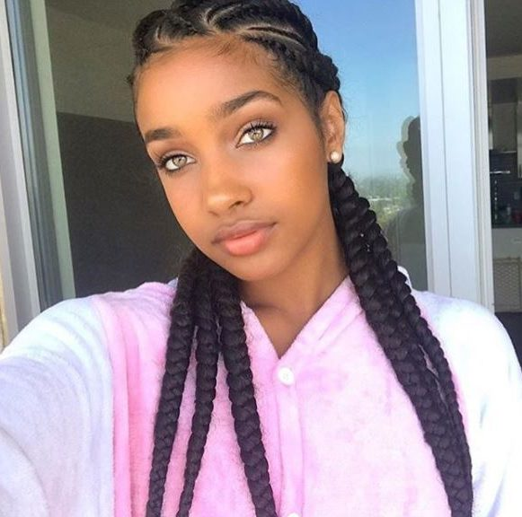 Big Braids 6 Gorgeous Woven Looks You Need To Try Now