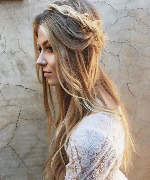 Braids For Long Hair The Best Styles From Instagram All Things