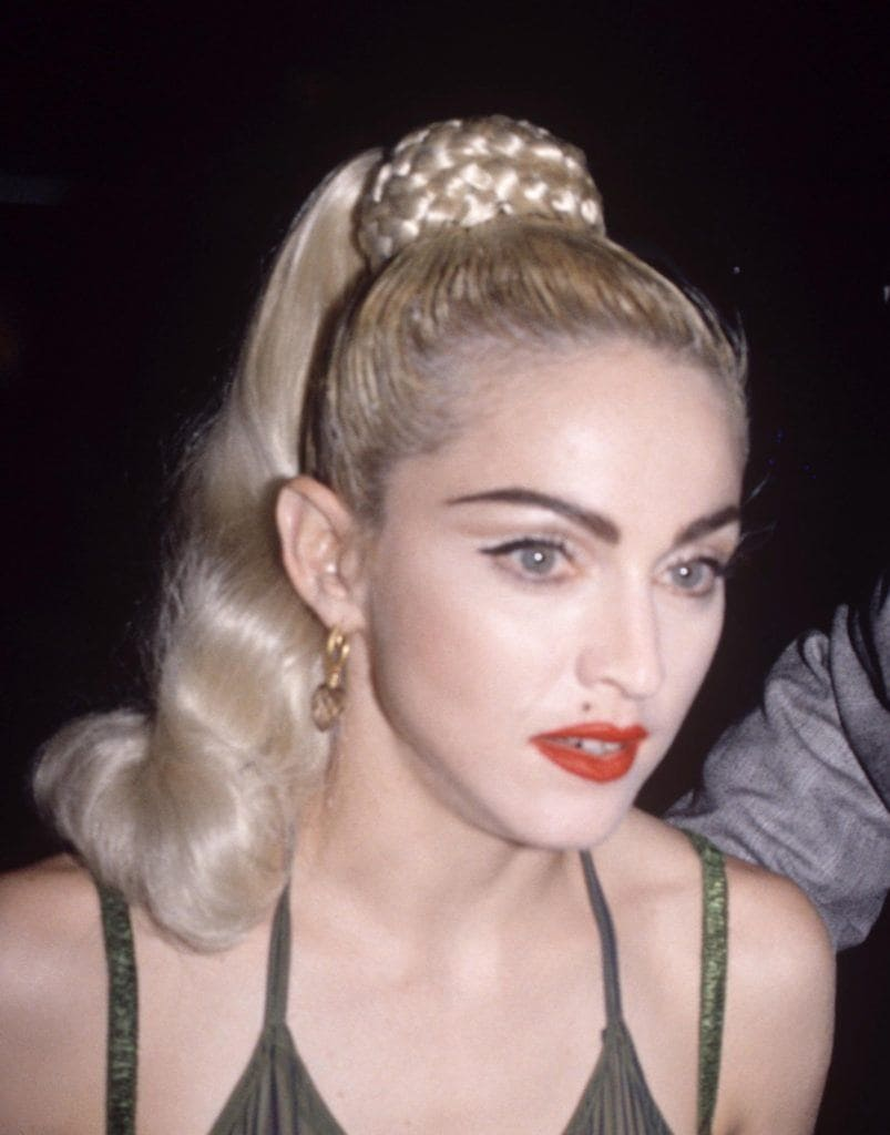 See Madonna S Most Memorable Hairstyles From Over The Years