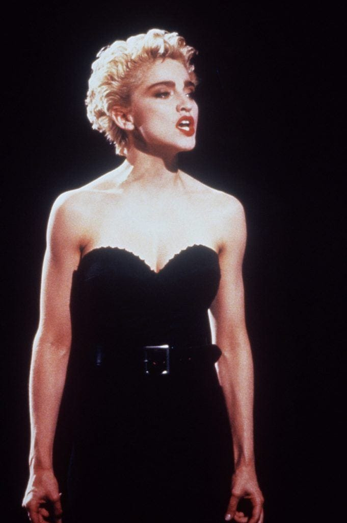 Madonnas Most Memorable Hairstyles From Over The Years