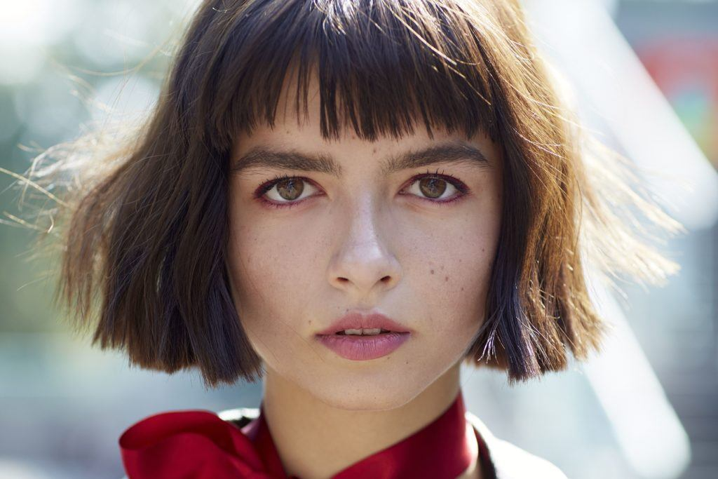 Short Hair With A Fringe 8 Ways To Rock The Look Like A True