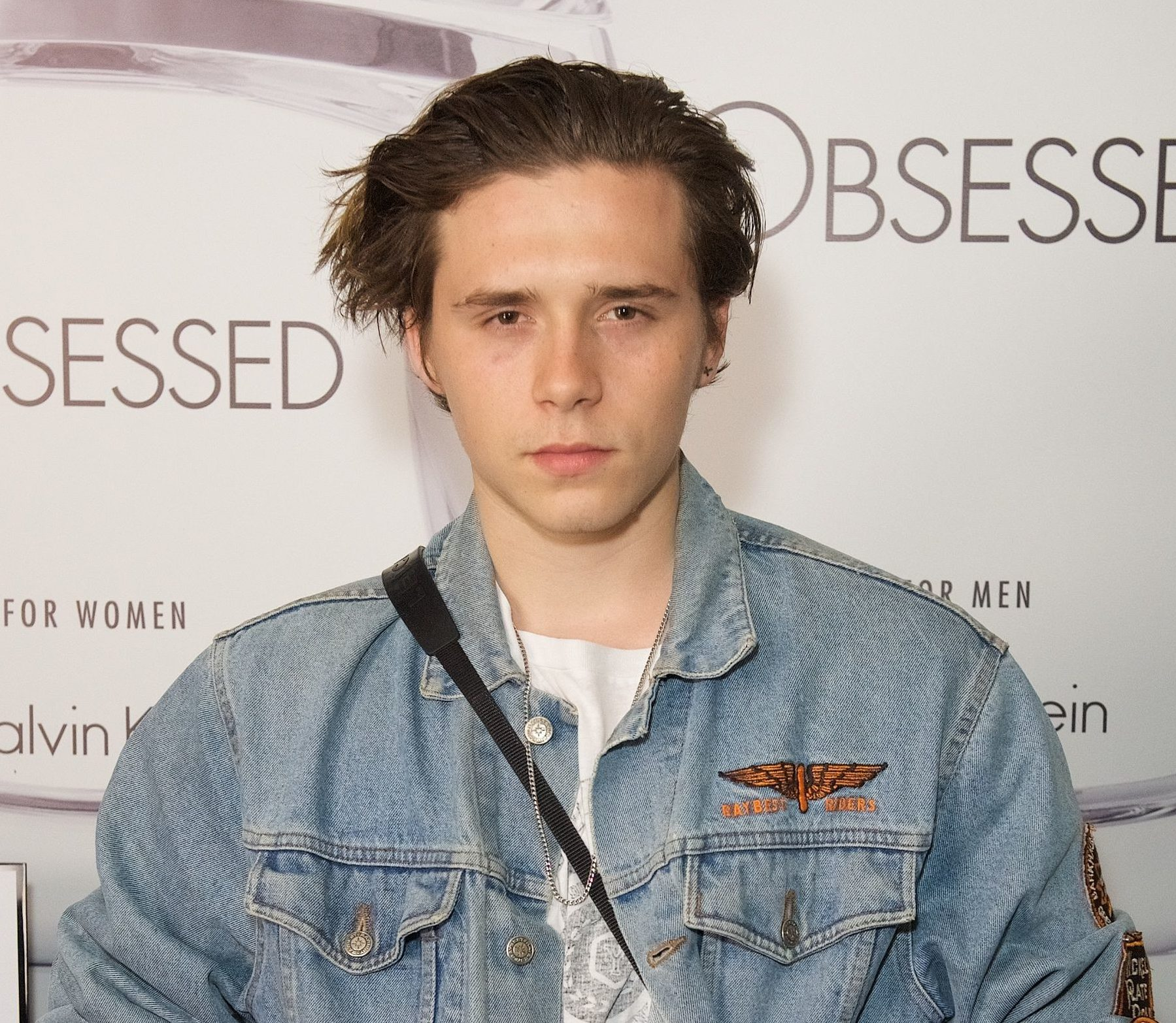 New Term New Hair Brooklyn Beckham Just Got A Buzz Cut