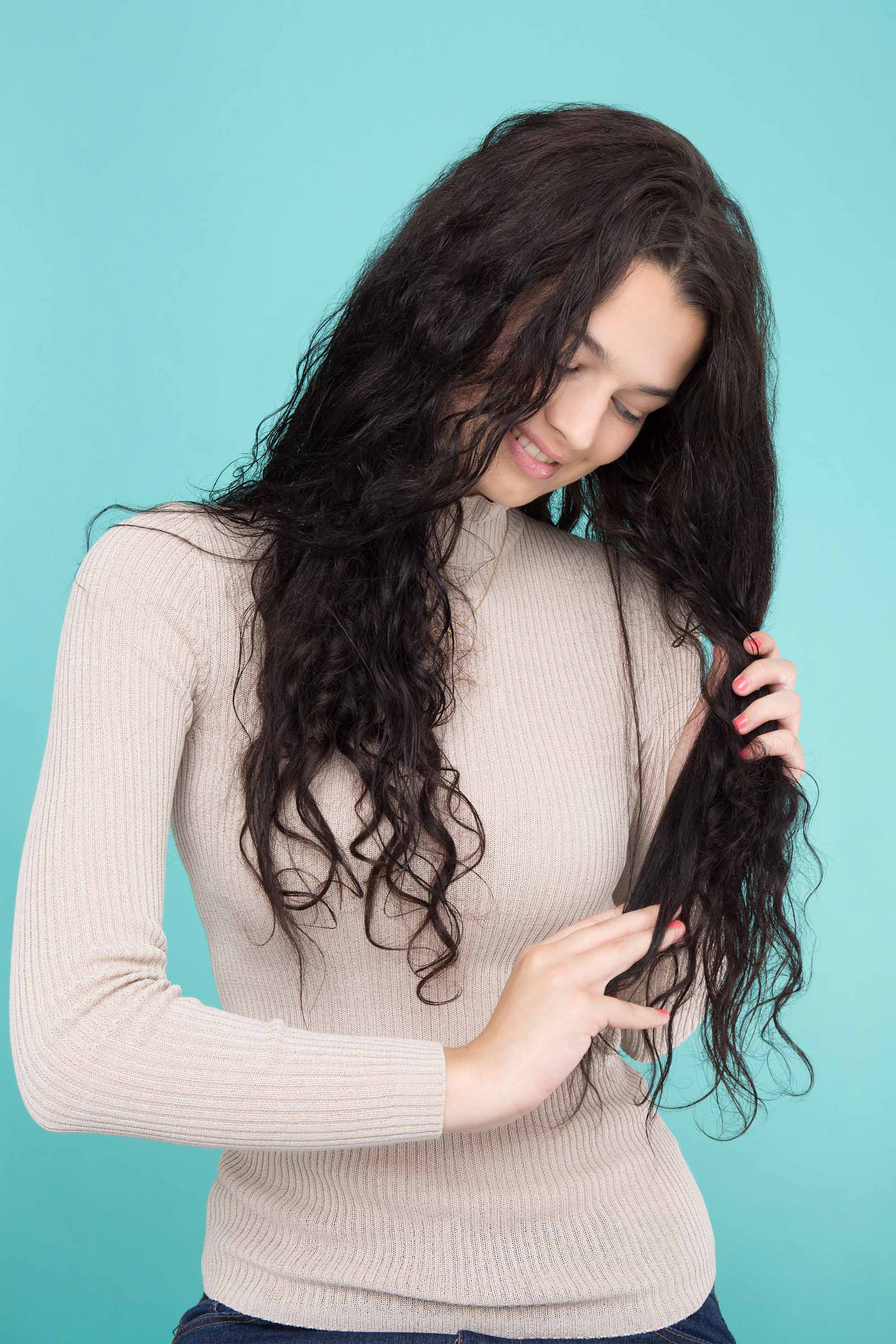 The ath dry hair guide learn how to care for your dry damaged hair - Easy hair care solutions ...