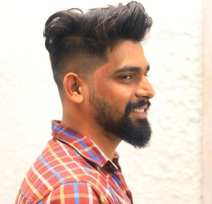6 stylish side-swept undercut hairstyles for men to try in 2018 ...