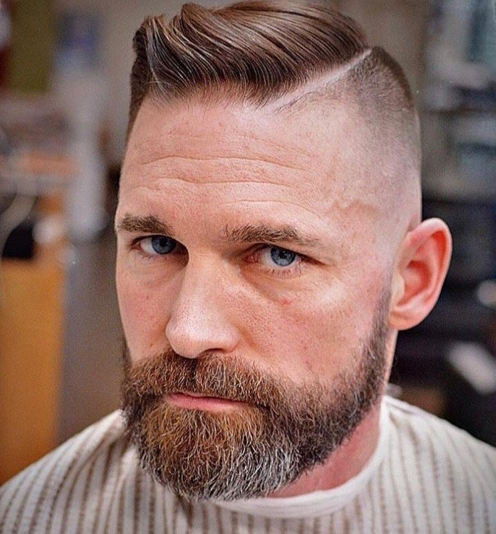 6 Stylish Side Swept Undercut Hairstyles For Men To Try In 2018