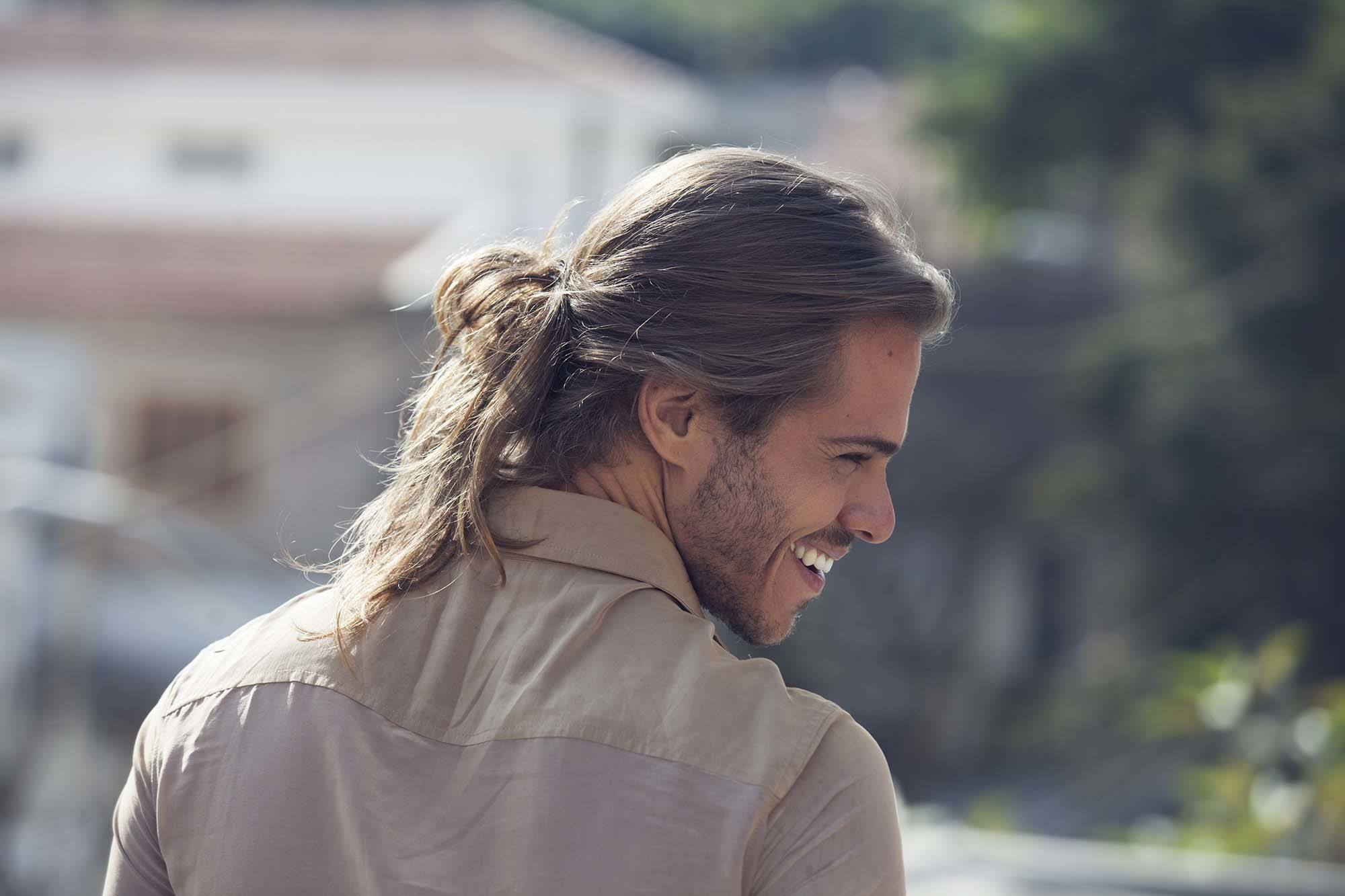 What Is A Man Bun The Popular Hairstyle Is Still Reigning