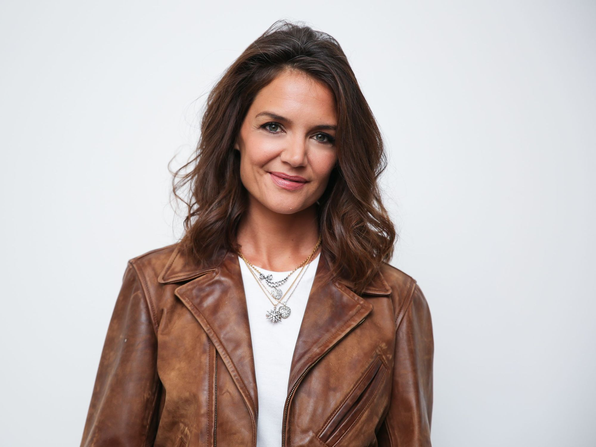 Hair Today Gone Tomorrow See Katie Holmes New Pixie Cut