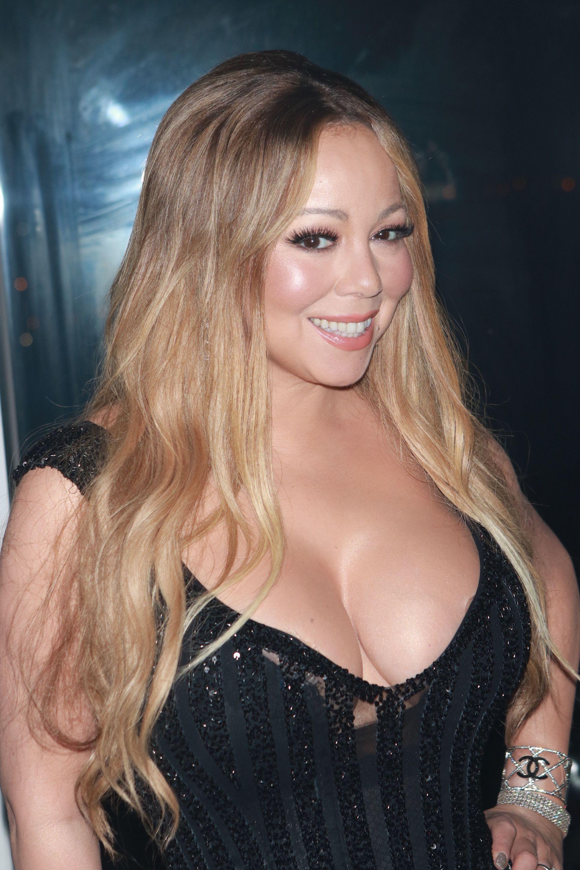 V magazine dinner hair highlights from the celebrity - Mariah carey diva ...