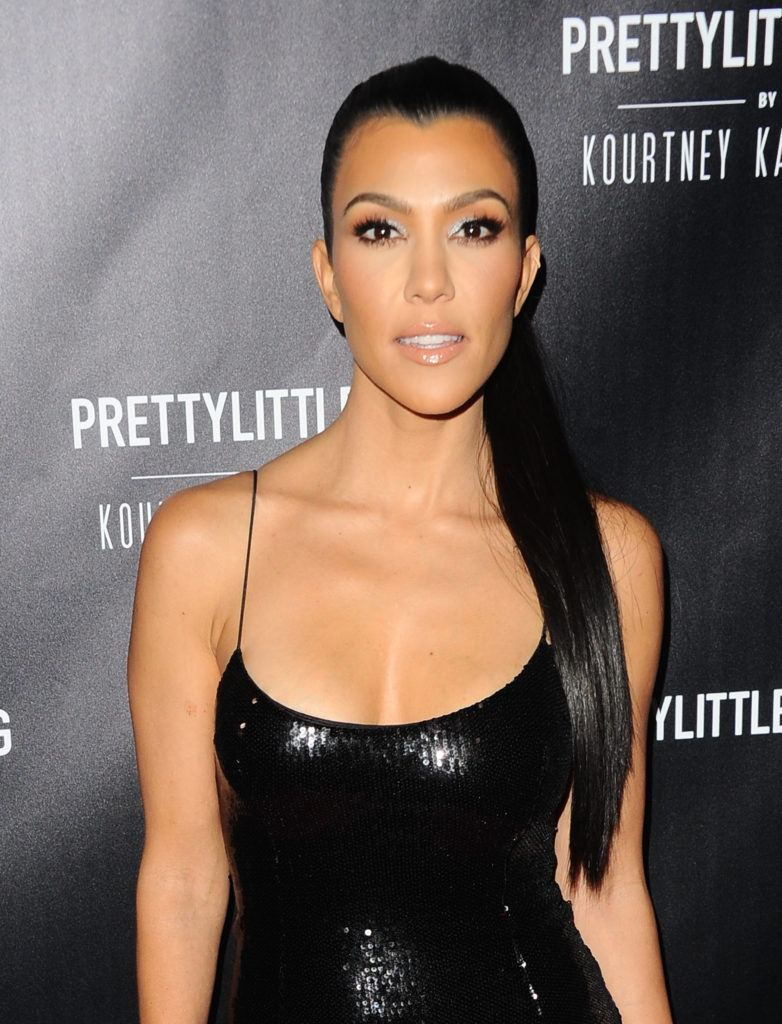 Pretty Little Thing By Kourtney Kardashian Hair Highlights