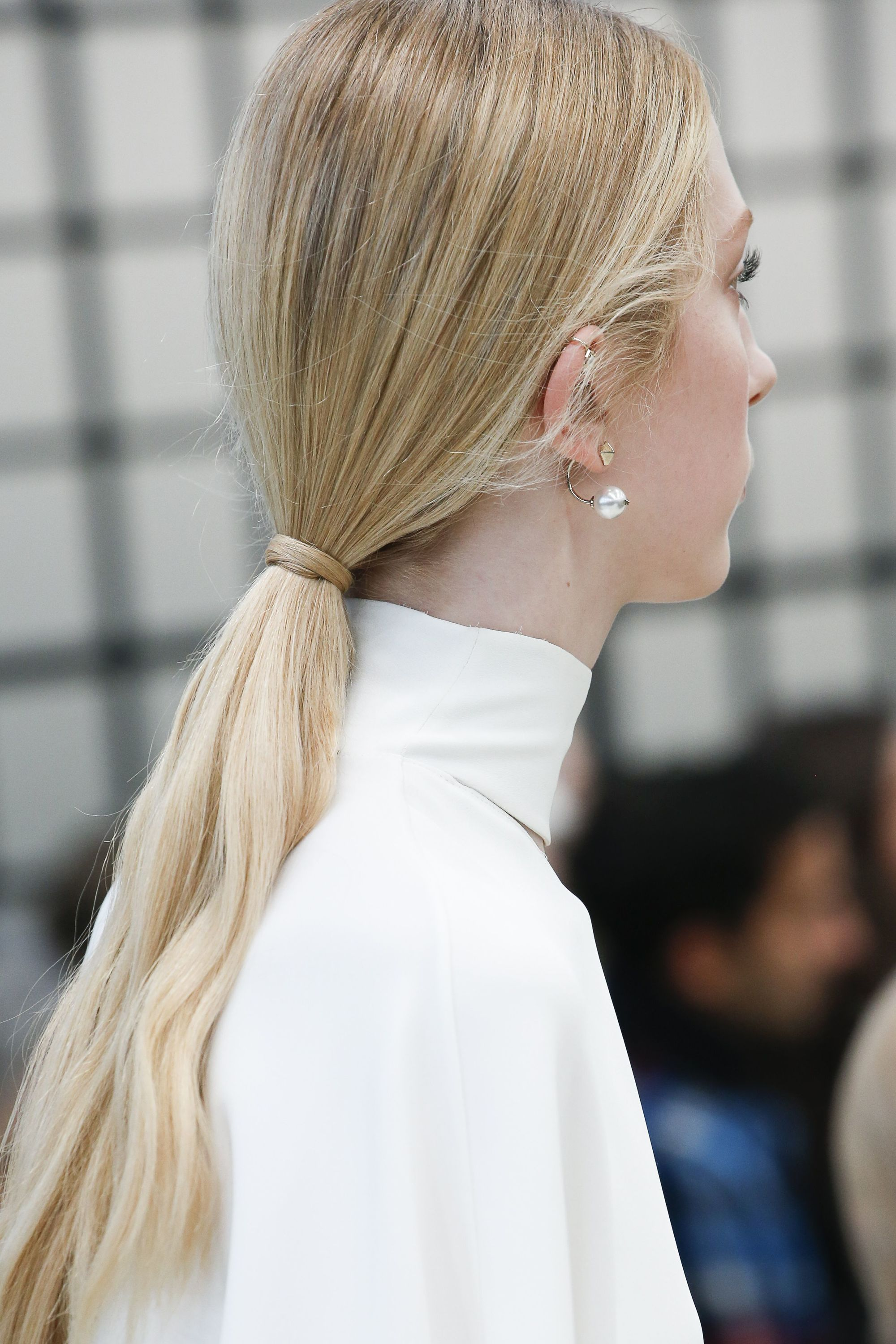 These are the stand-out hair trends from Paris Fashion Week