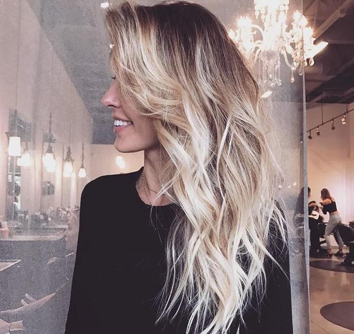 Audrina Patridge Reveals A Brand New Breakup Hair Colour On Instagram
