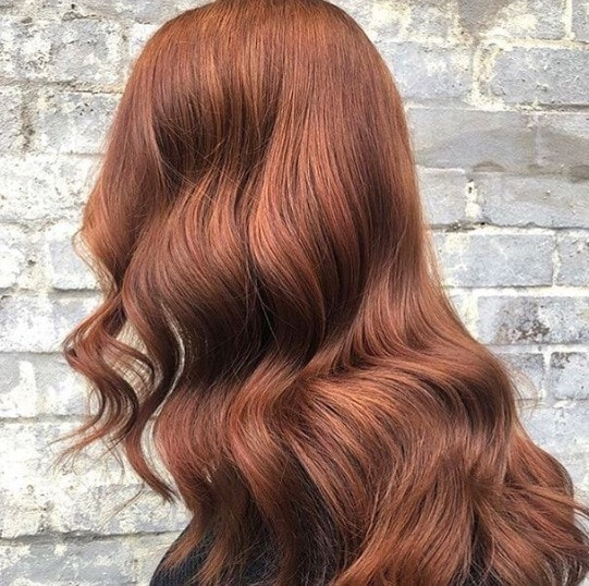 17 Flattering Cinnamon Hair Colour Ideas For Everyone To Try In 2018