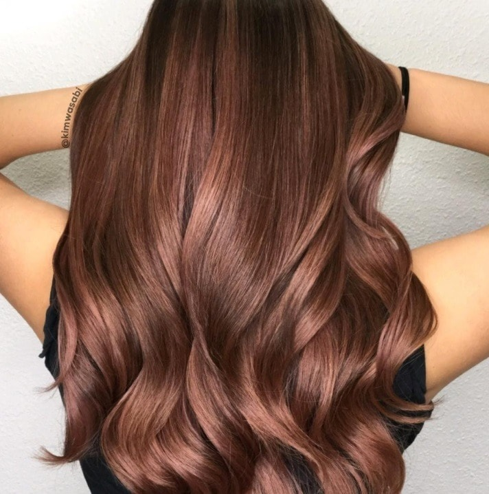 Dark Hair Colours 12 Sultry Shades Youll Totally Want To Slay This