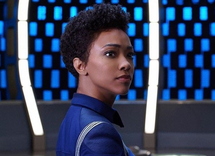 Why We Re Crushing On Star Trek Discovery S Sonequa