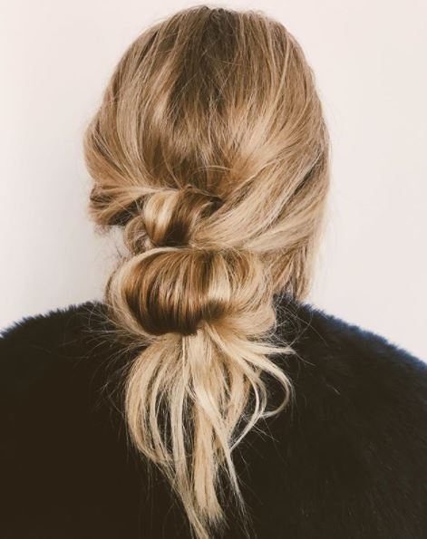 Quick and easy messy hairstyles you can create every day