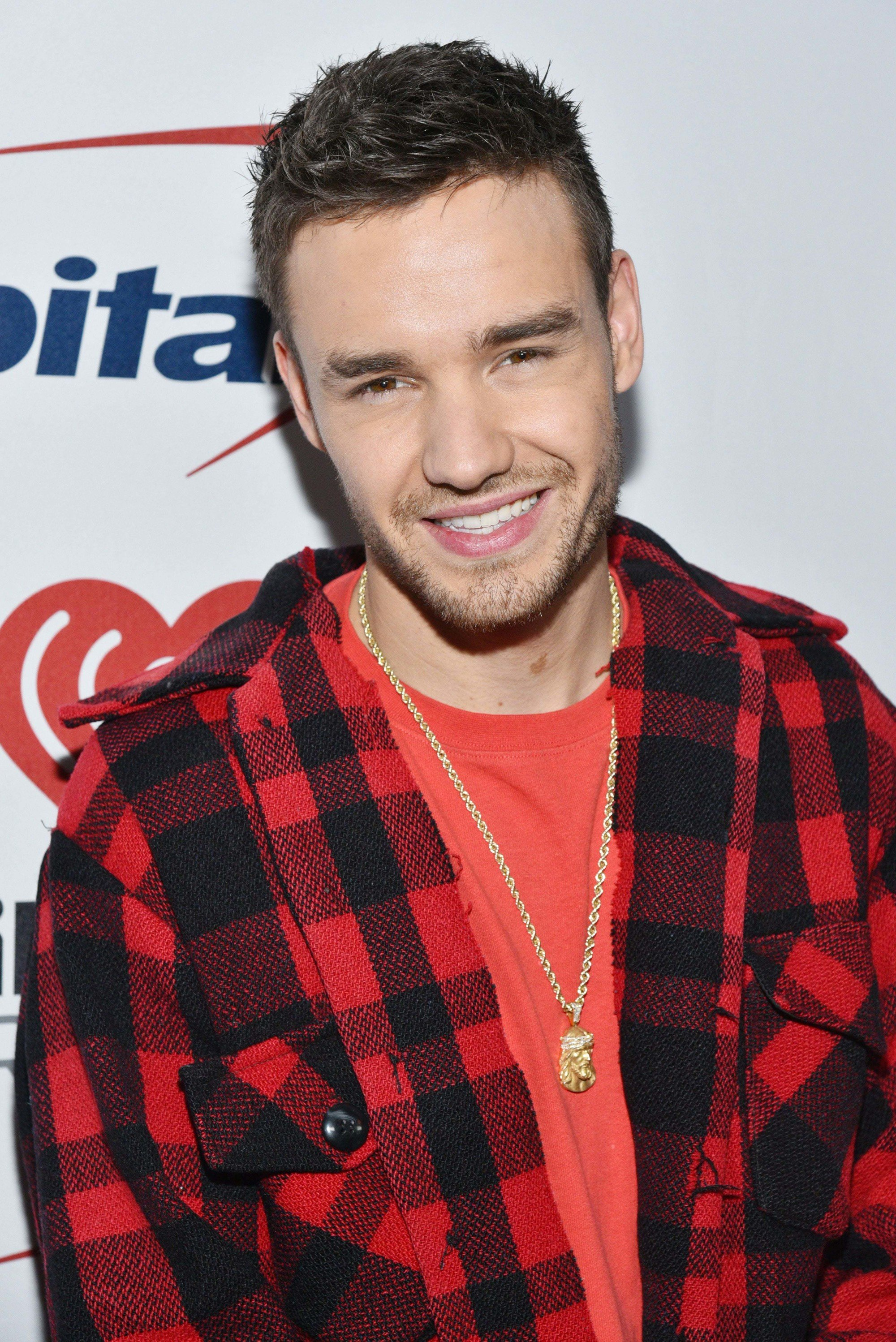 Liam Payne Debuts Shaved Head At Jingle Bell Ball See The