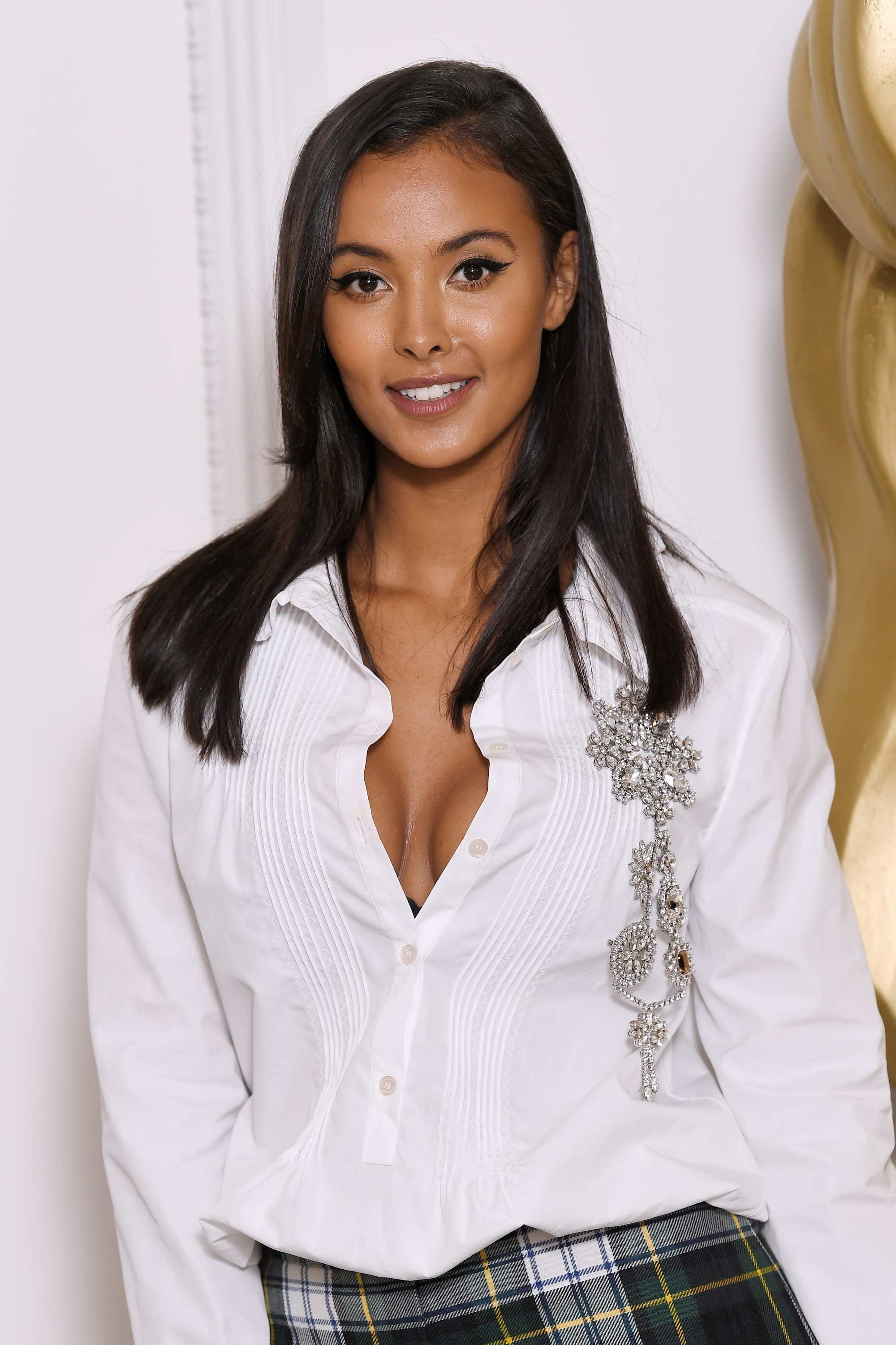 Why We Re Crushing On Radio And Tv Presenter Maya Jama S Hair