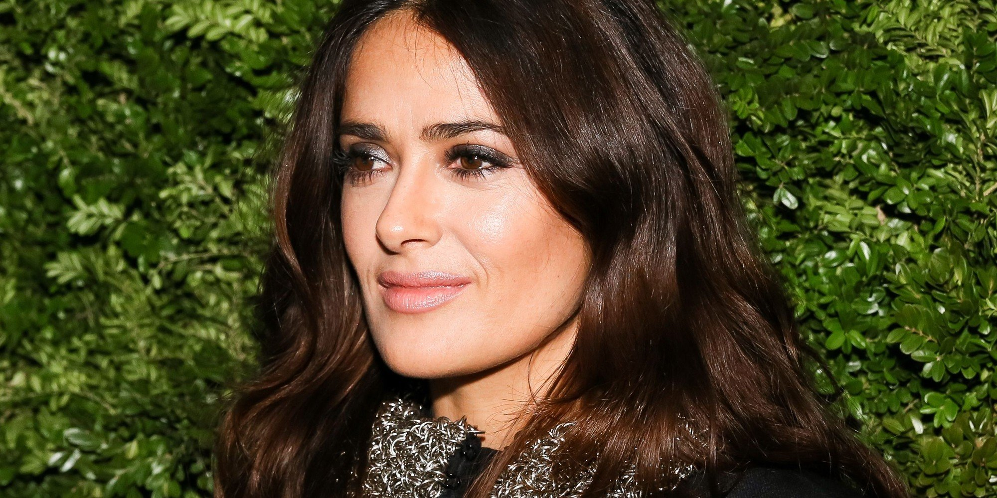 Salma Hayek Looks Like A Totally Different Person With