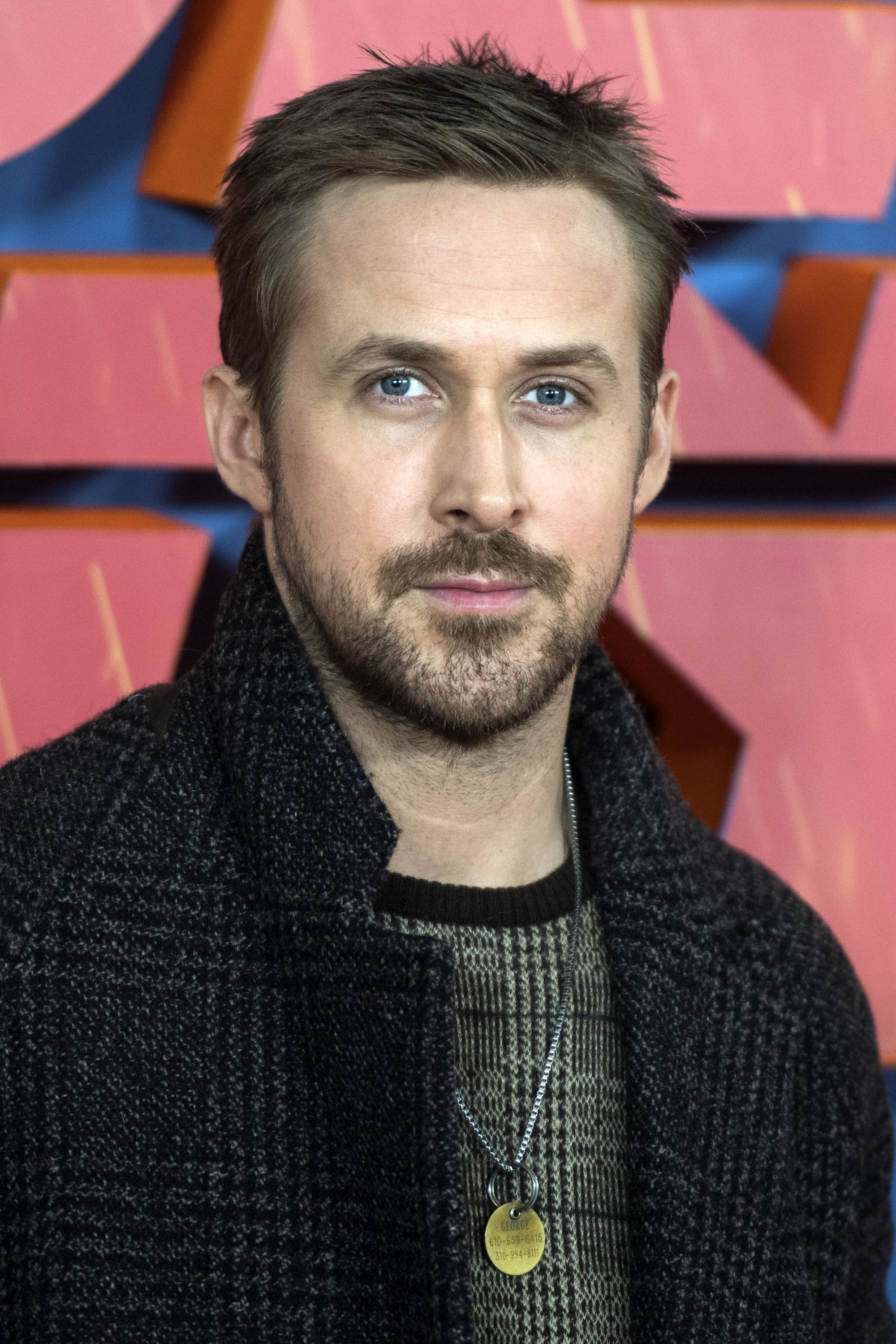 everyone is buzzing about ryan gosling's new haircut