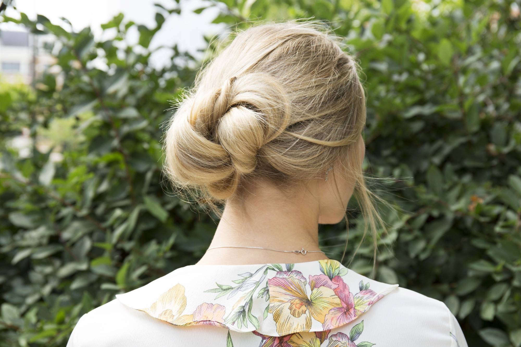 How To Do A Banana Bun Why We Love This Easy Updo All