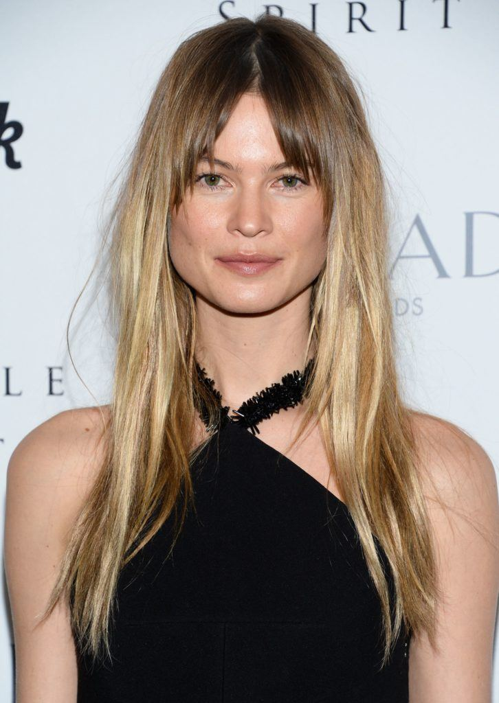 Ombre Hair With Bangs Is The Latest Trend Thats Giving Us Life