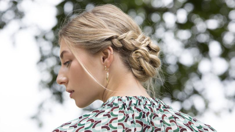 Braided Updo Inspiration And Tutorials To Create The Perfect