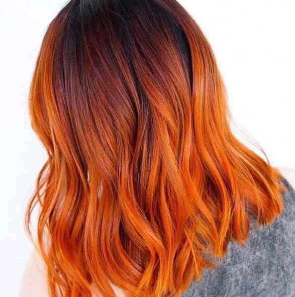 Burnt orange hair color best hairstyles 2018 diy burnt orange haircolor msjazzy2cly you sisterspd