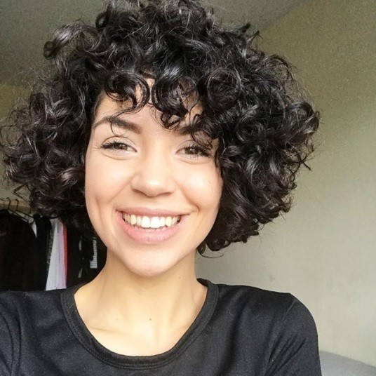 Short Haircuts For Curly Hair 8 Dreamy Cuts We Found On
