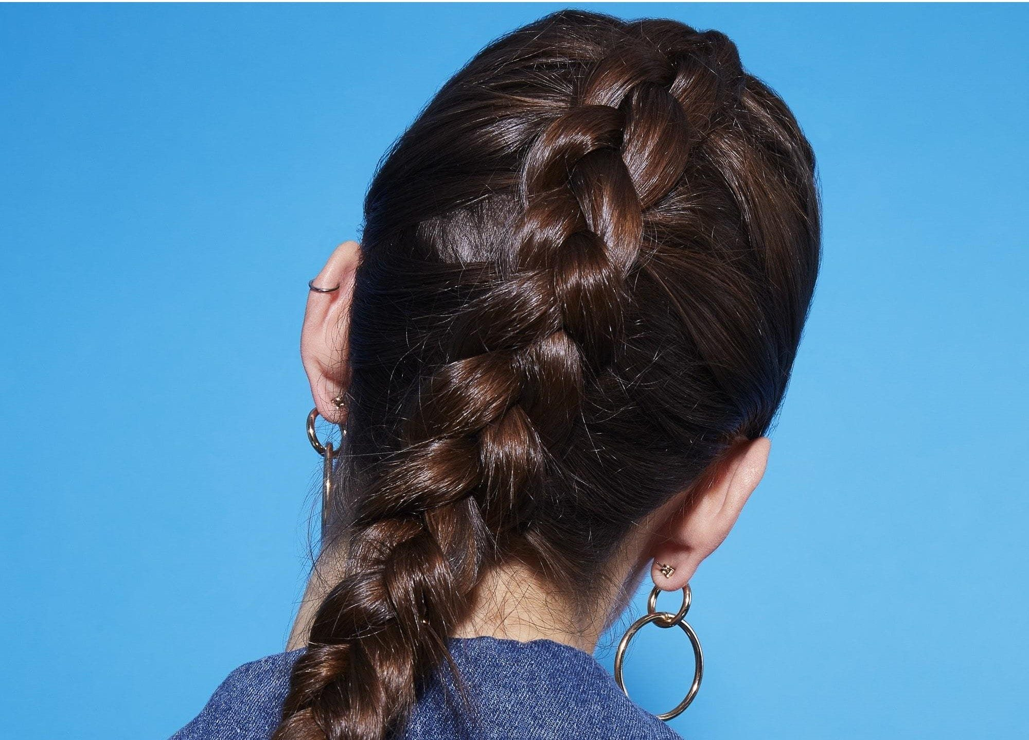 How To Do A Dutch Braid In 6 Easy Steps All Things Hair Uk