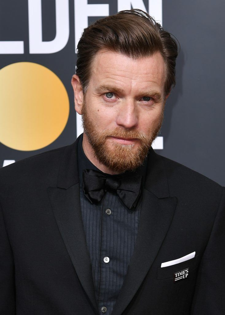ewan mcgregor side swept brown hair