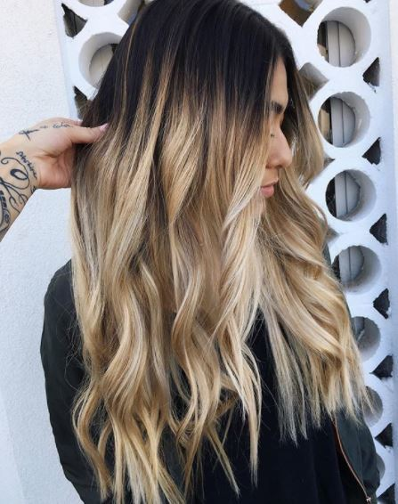 Dark Ombre Hair 12 Of The Best Looks From Instagram