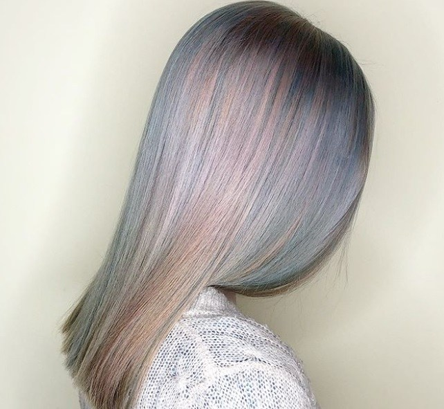 New hair colour inspiration: Cold brew hair, gemlights and ...