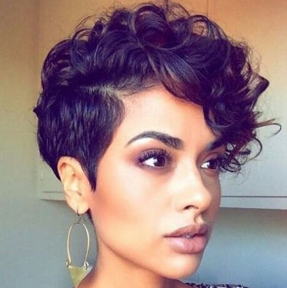 Pixie Cut For Curly Hair Instagrams Most Stylish Looks